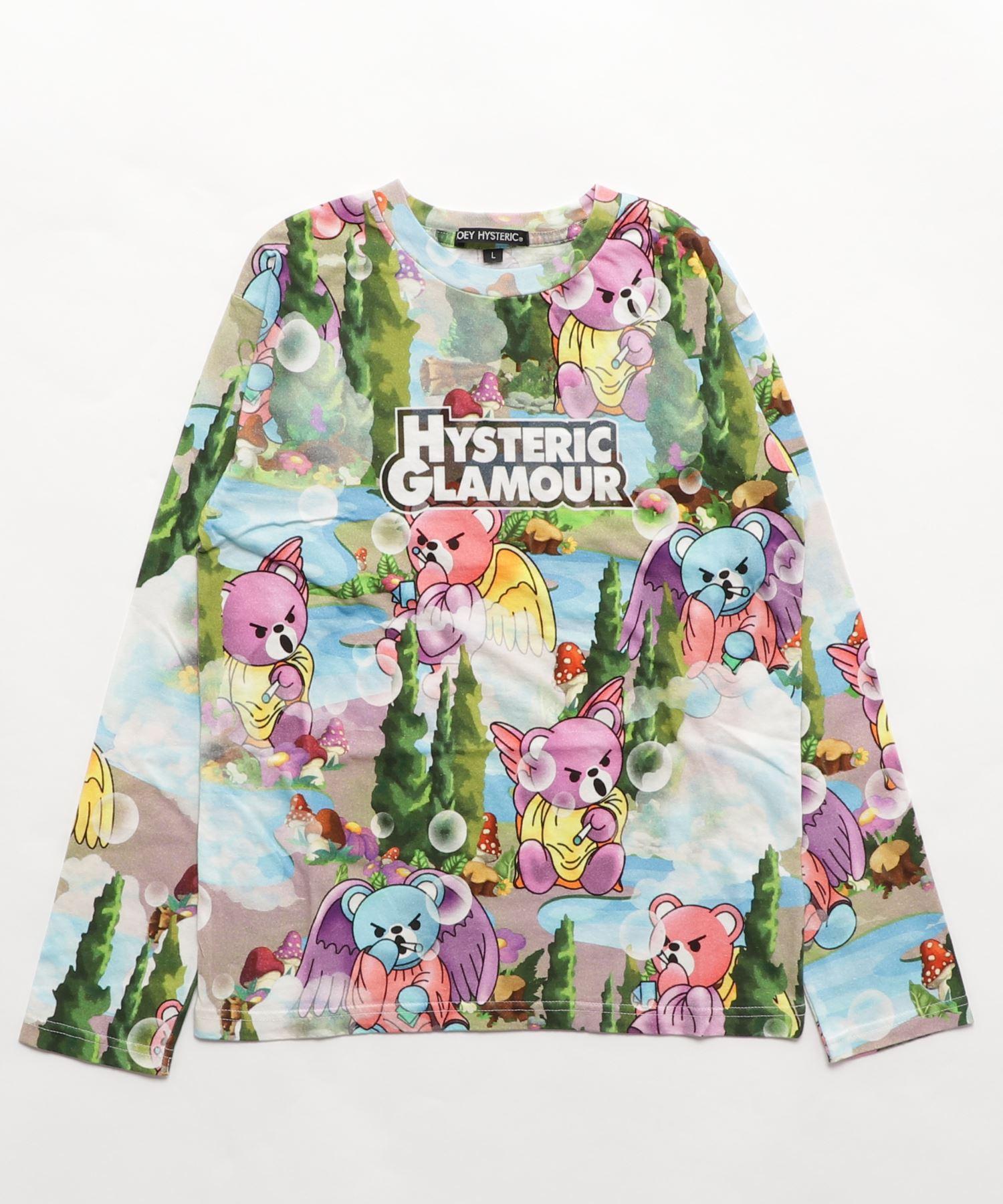 PARADISE HEAVEN Tシャツ【L】