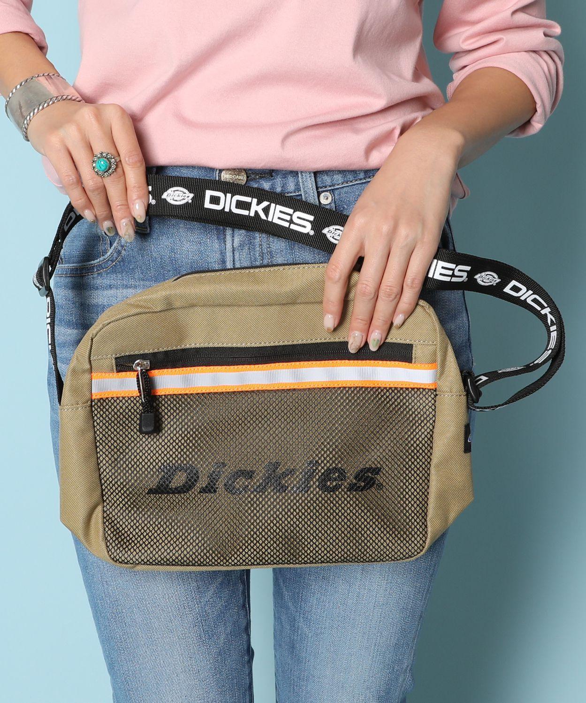 ディッキーズ Dickies / リフレクティブテープミニショルダー DK REFRECTIVE TAPE MINI SHOULDER
