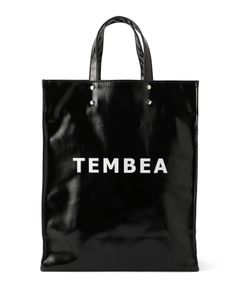 """TEMBEA / """"PAPER TOTE"""" トートバッグ"""