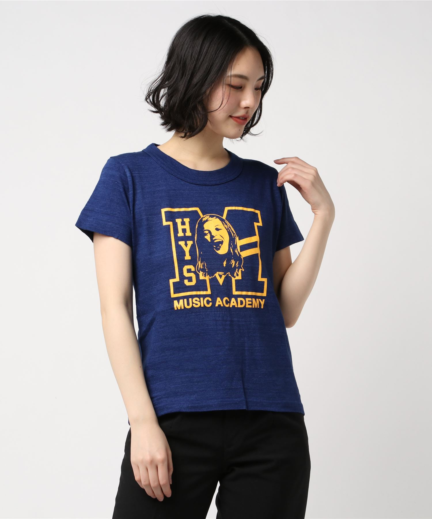 MUSIC ACADEMY Tシャツ