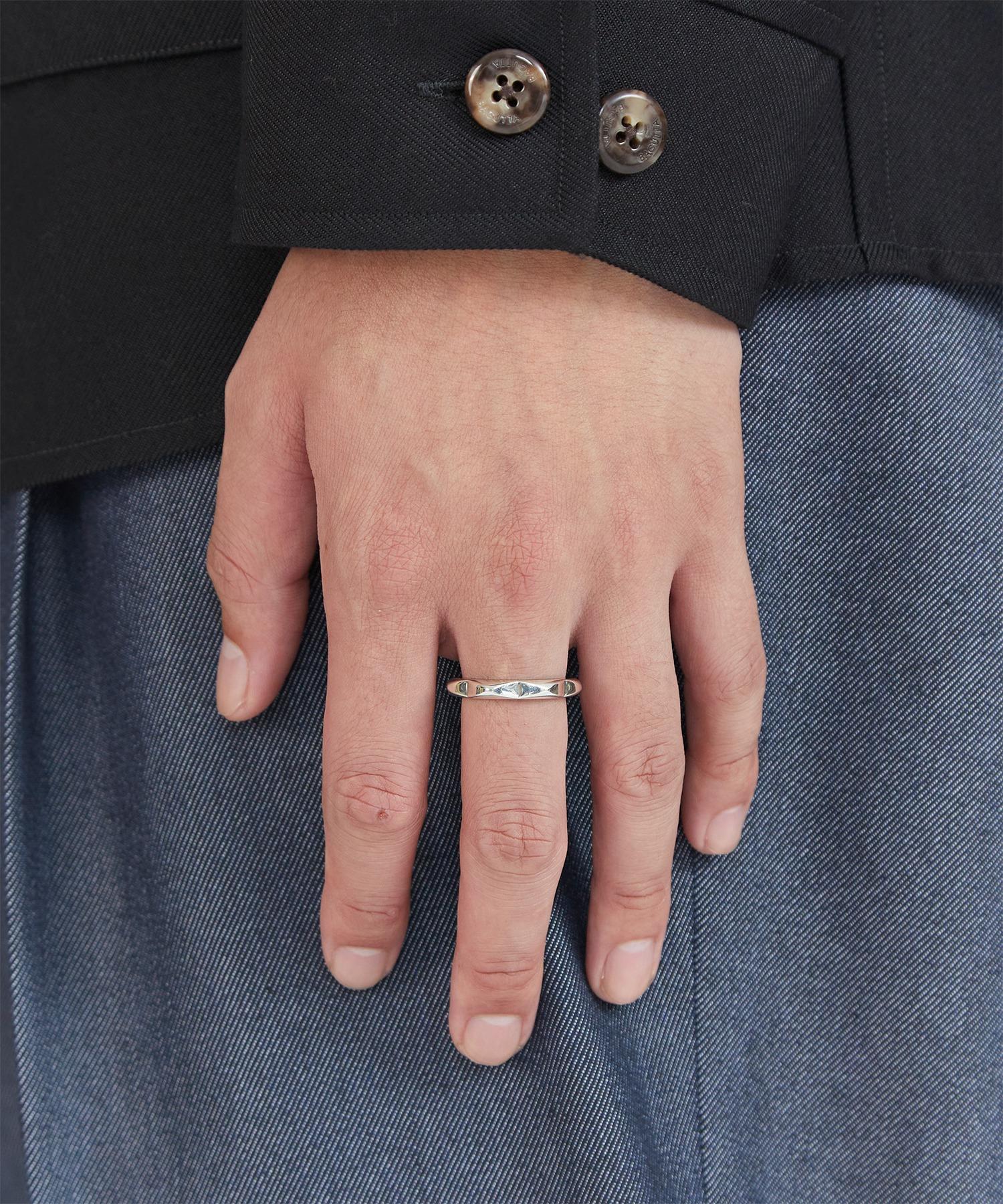 WERK / Ring (R-06) Silver925