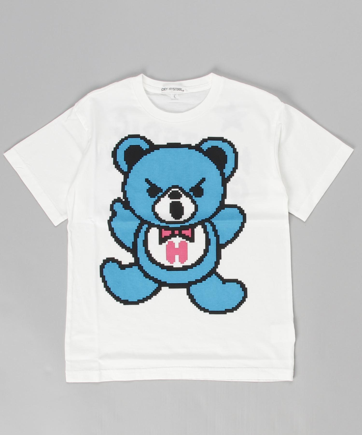 HYS BEAR pt Tシャツ【L】
