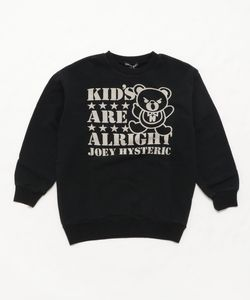 KID'S ARE ALRIGHT pt スウェット【L】