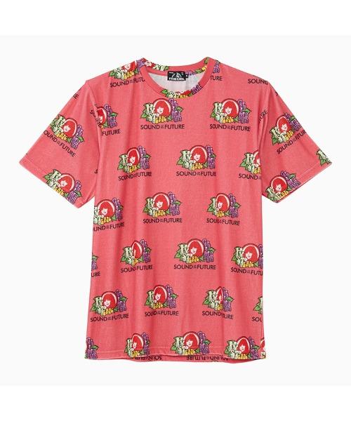 SOUND OF THE FUTURE柄 Tシャツ