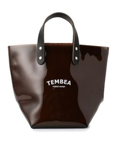 "TEMBEA / ""DELIVERY TOTE SMALL PVC"" トートバッグ"