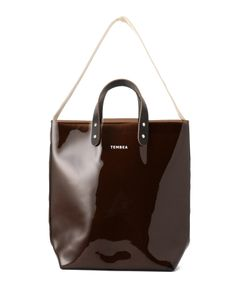 "TEMBEA / ""CLUB TOTE MEDIUM PVC"" トートバッグ"