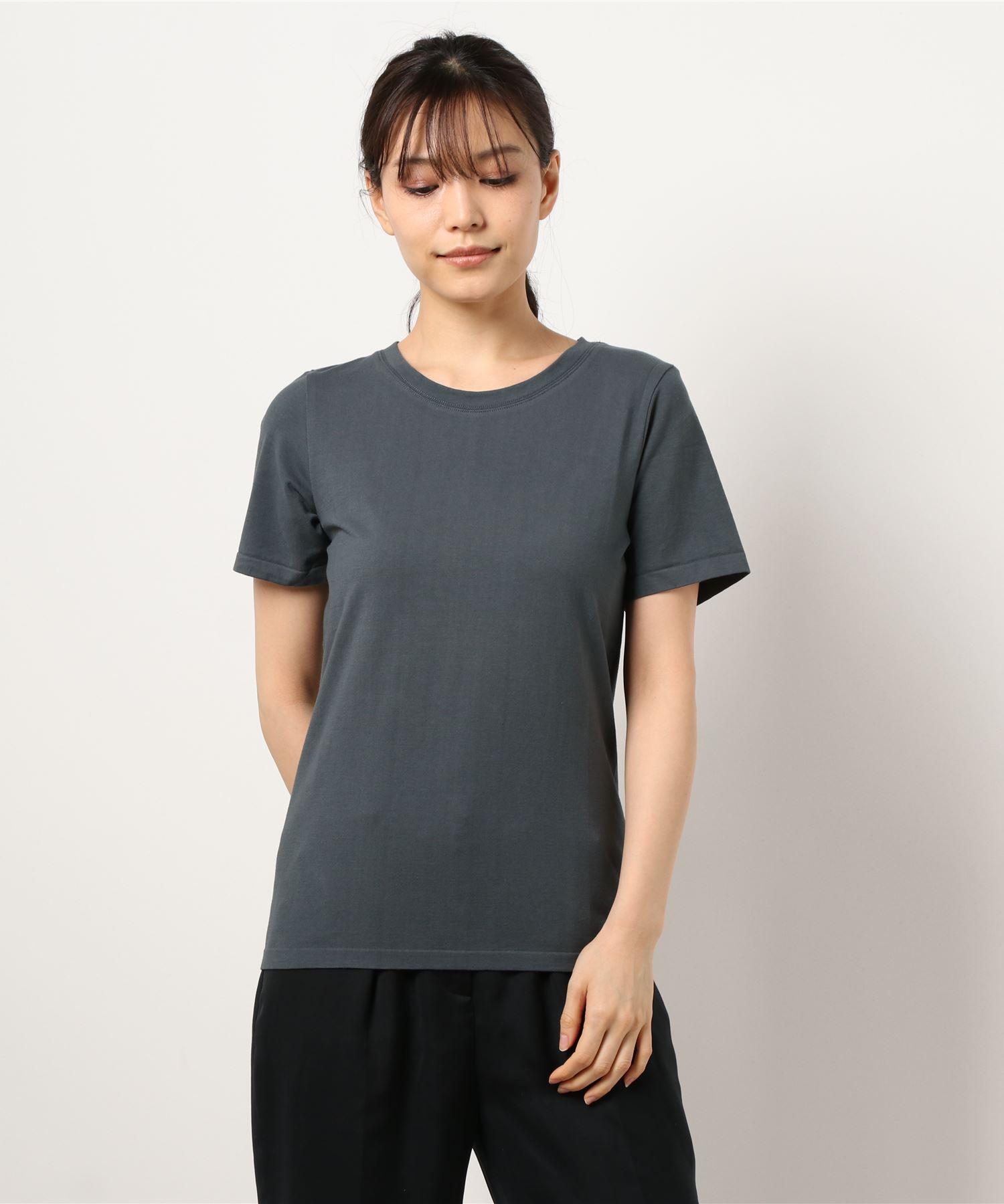 【THE CHIC】オーガニックコットンホールガーメントTシャツ