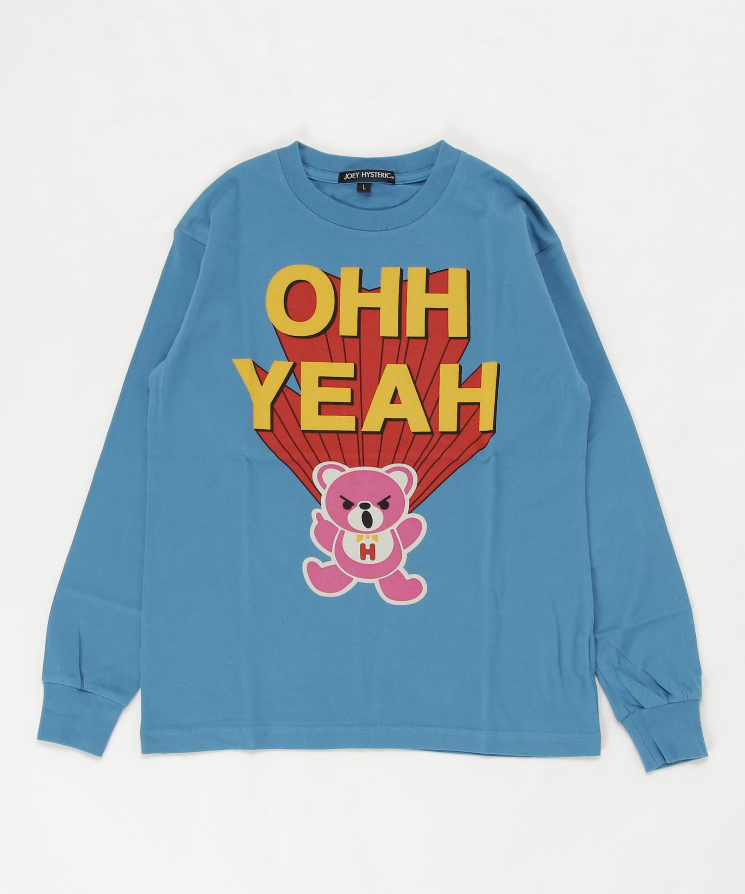 OHH YEAH Tシャツ【L】