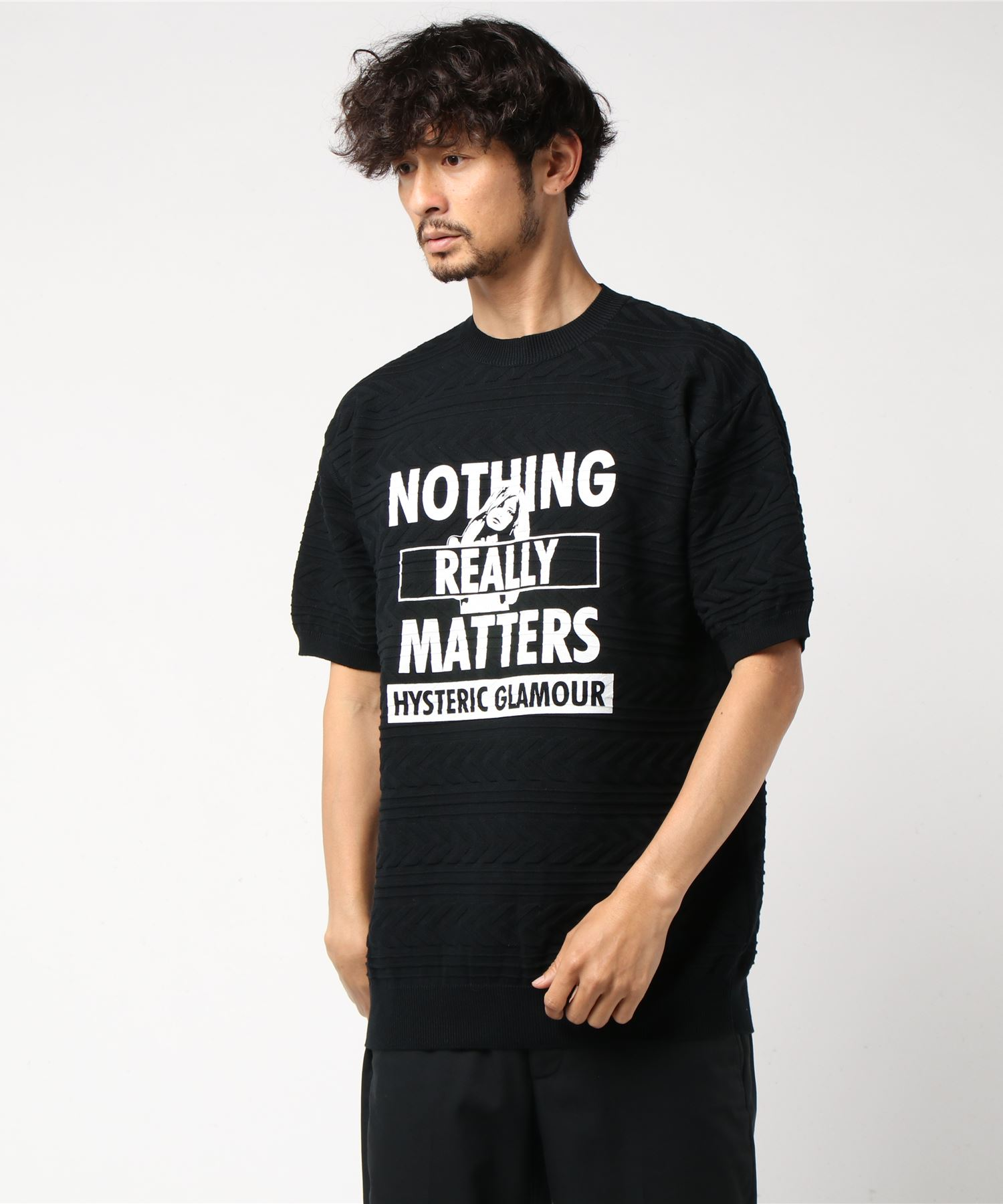 NOTHING REALLY MATTERS プルオーバー