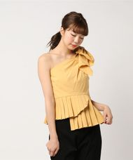 Sea New York (シー ニューヨーク) / ONE SHOULDER BOW TOP