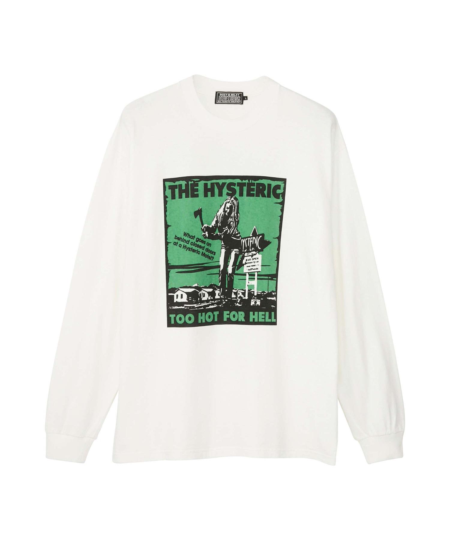 HYS MOTEL Tシャツ