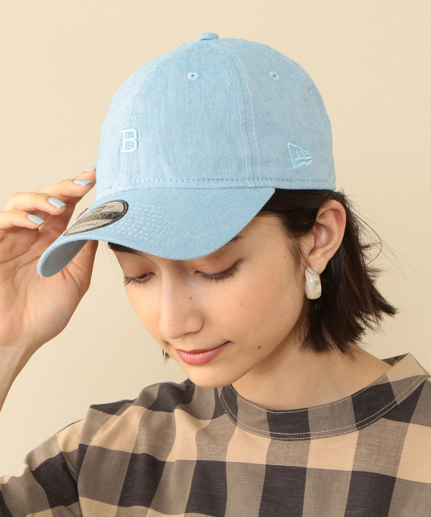 商品詳細 -  別注 <NEW ERA>9TWENTY CAP キャップ|BEAUTY YOUTH ... b3e9e15acb26