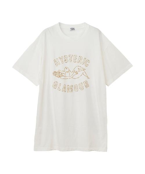 MISS HYSTERIC刺繍 ワンピース