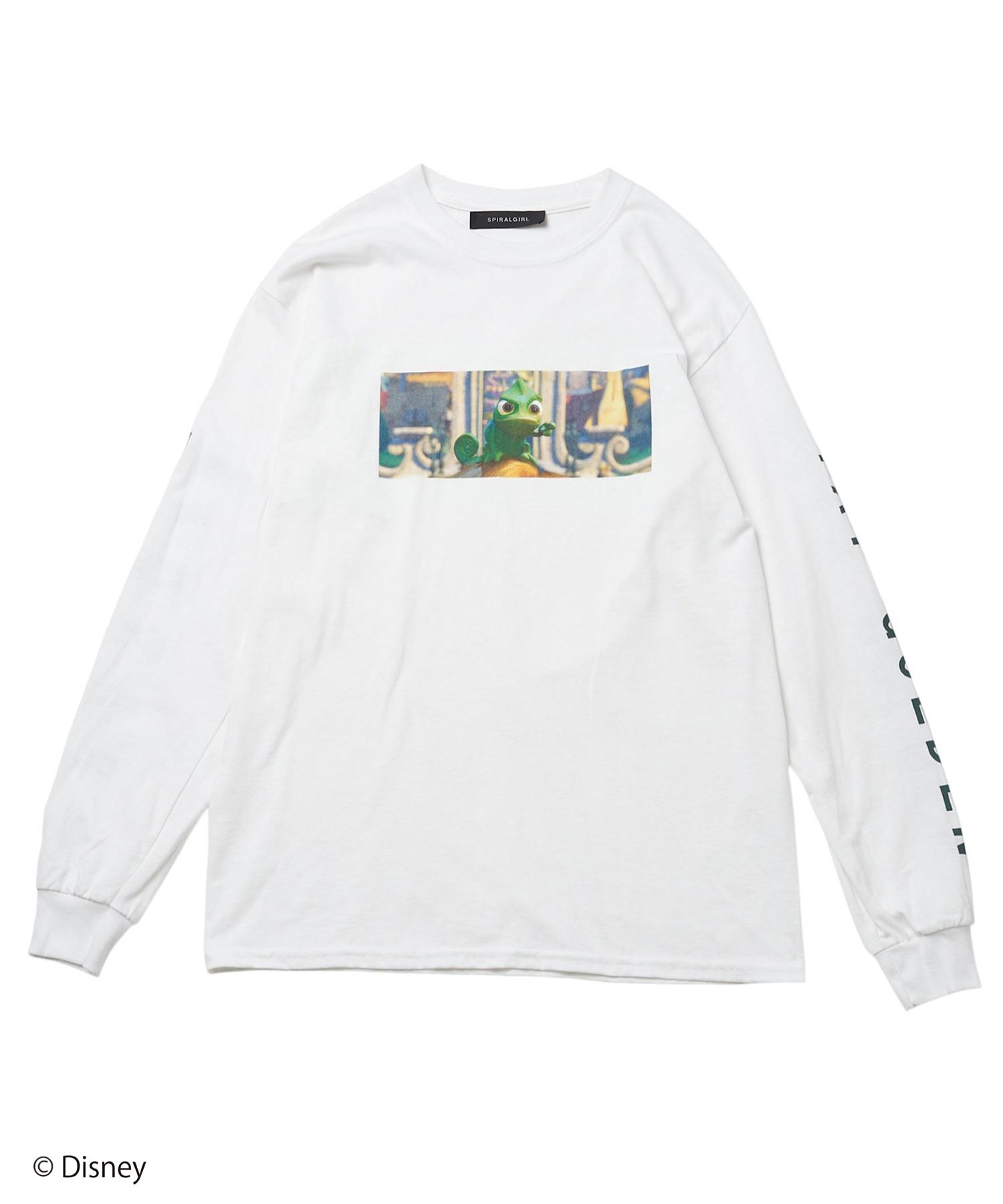 【Disney/ディズニー/塔の上のラプンツェル】ロングTシャツ