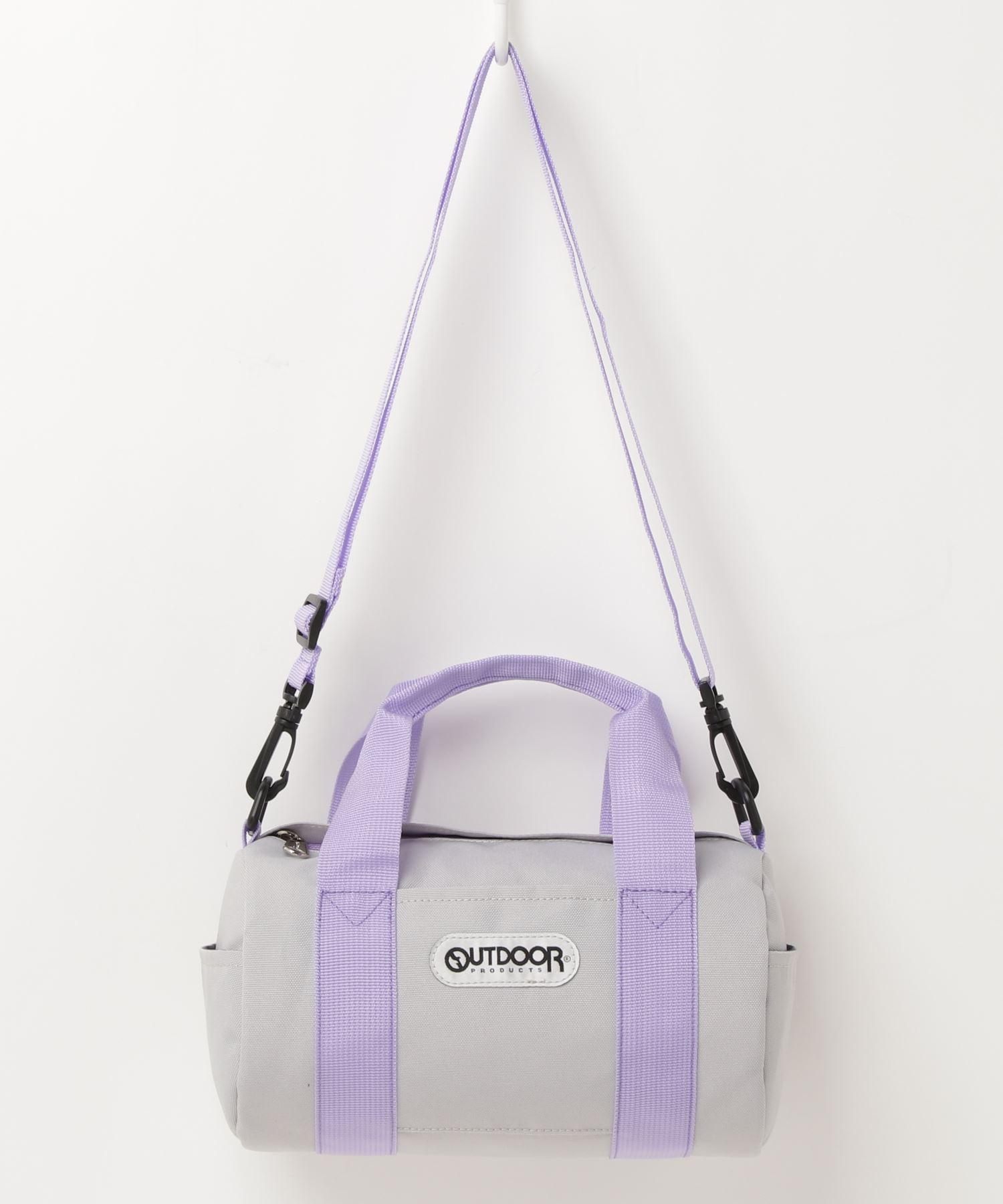 【EC限定商品】YREKA SHOULDER BAG ボストン型ショルダーバッグ