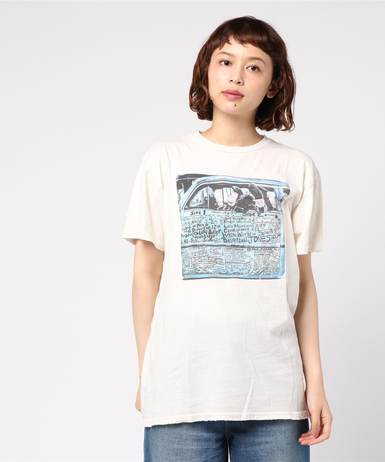 【RETRO BRAND】CHHECH&CHONG Tシャツ