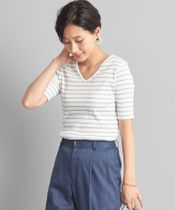 【WORK TRIP OUTFITS】★WTO D シャイニーワイドテレコ / ボーダー