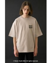 <SONIC YOUTH> Directed by <monkey time> TEE/Tシャツ