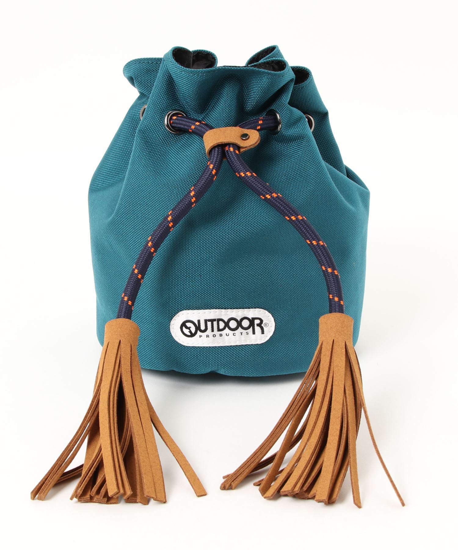 BERENDA コンパクト巾着バッグ  211118 5.8L