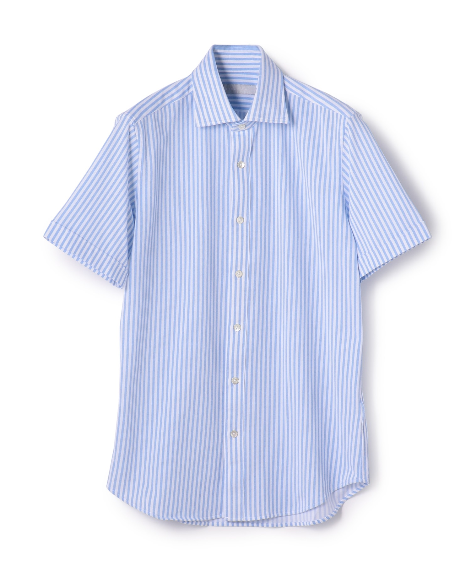 ESTNATION / 鹿の子半袖シャツ