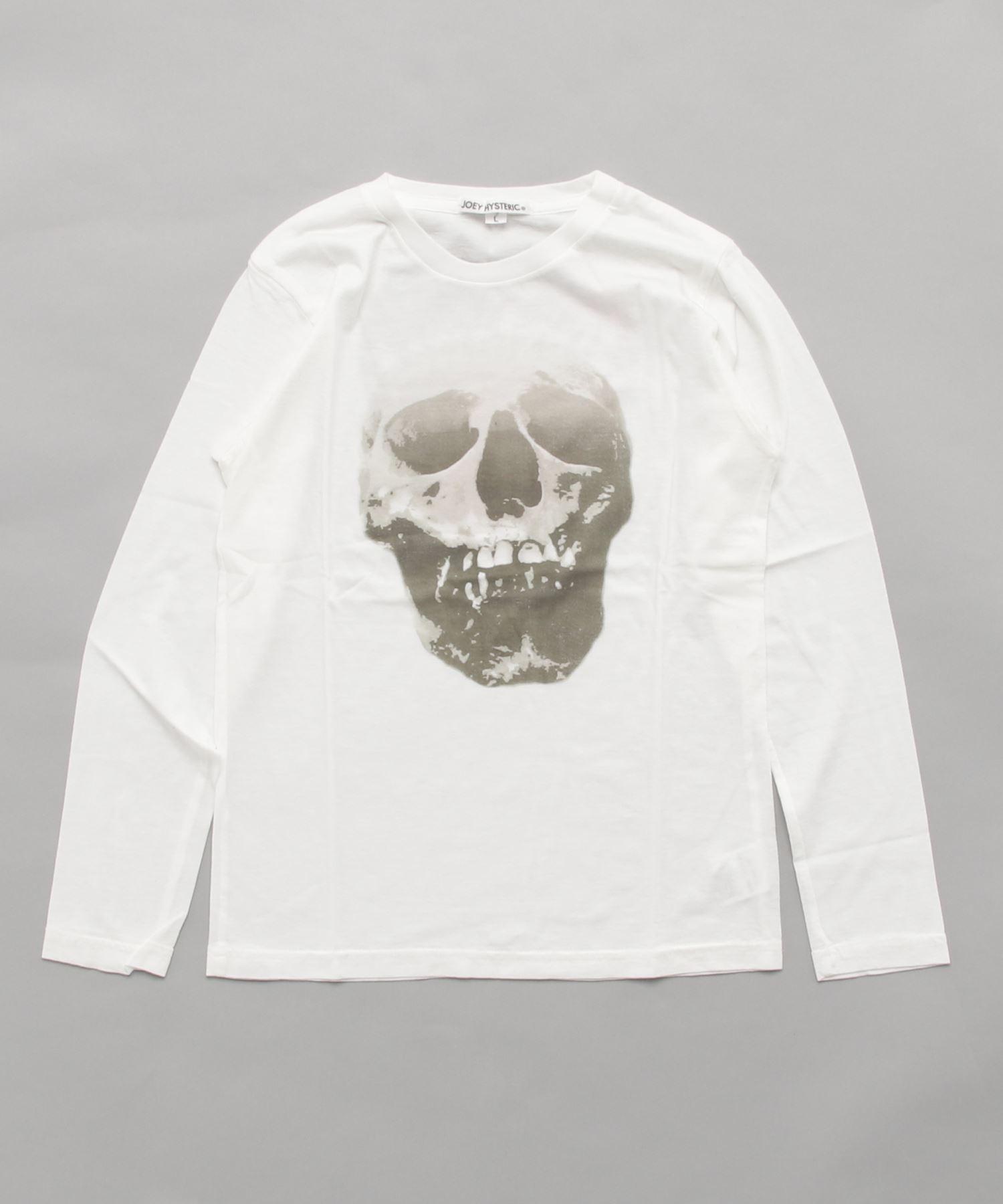 SKULL BERRY pt Tシャツ(L)
