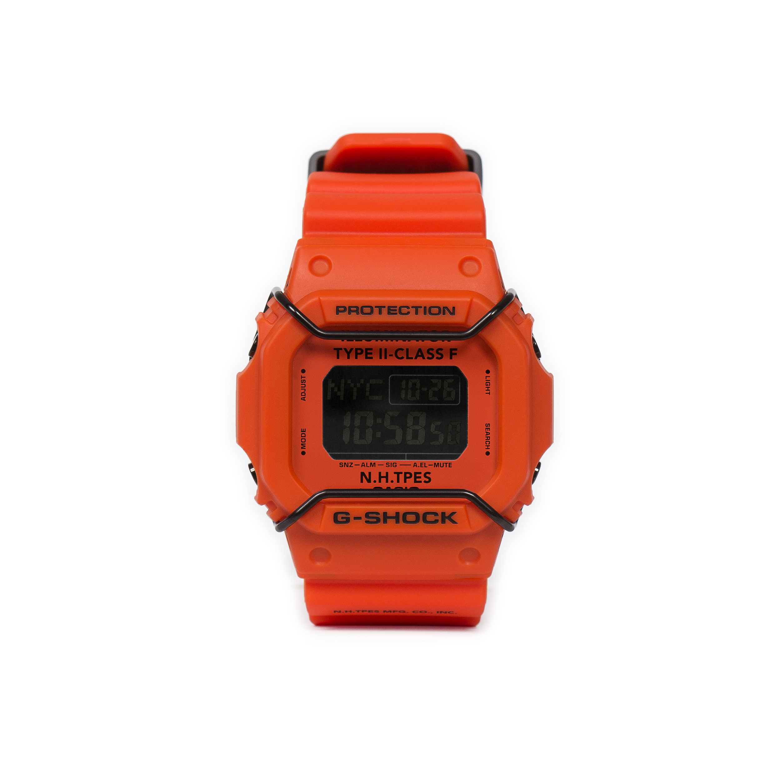 FALL2019 DIGITAL WATCH (N.HOOLYWOOD × G-SHOCK)