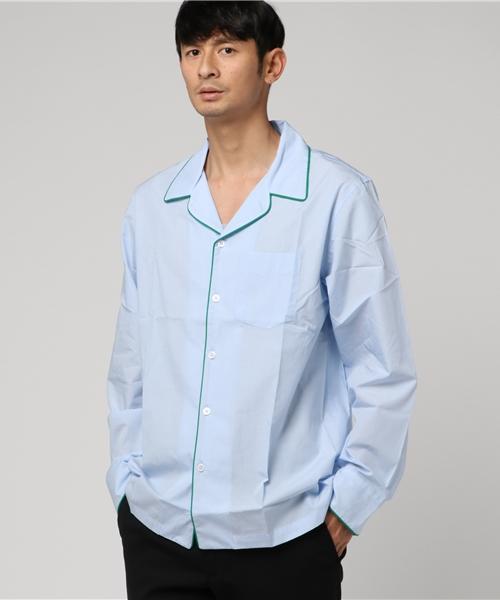 SLEEPY JONES/パジャマシャツ
