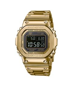 CASIO G-SHOCK ORIGIN FULLMETAL GMW-B5000GD