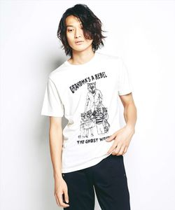 THE GHOST WOLVES/GRANDMA'S REBEL Tシャツ