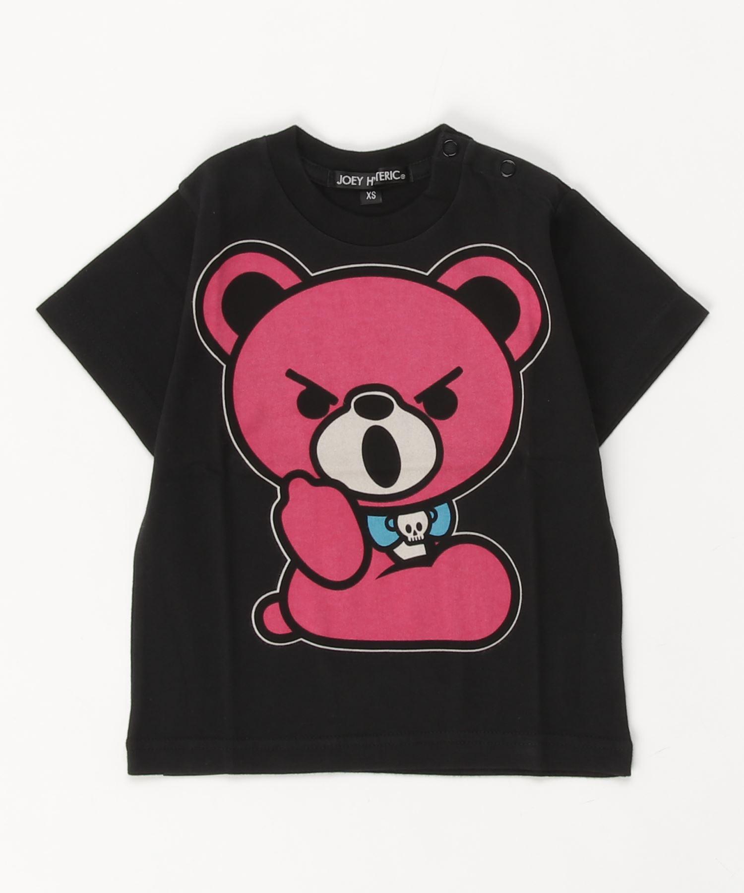HELLO BEAR pt Tシャツ【XS/S/M】