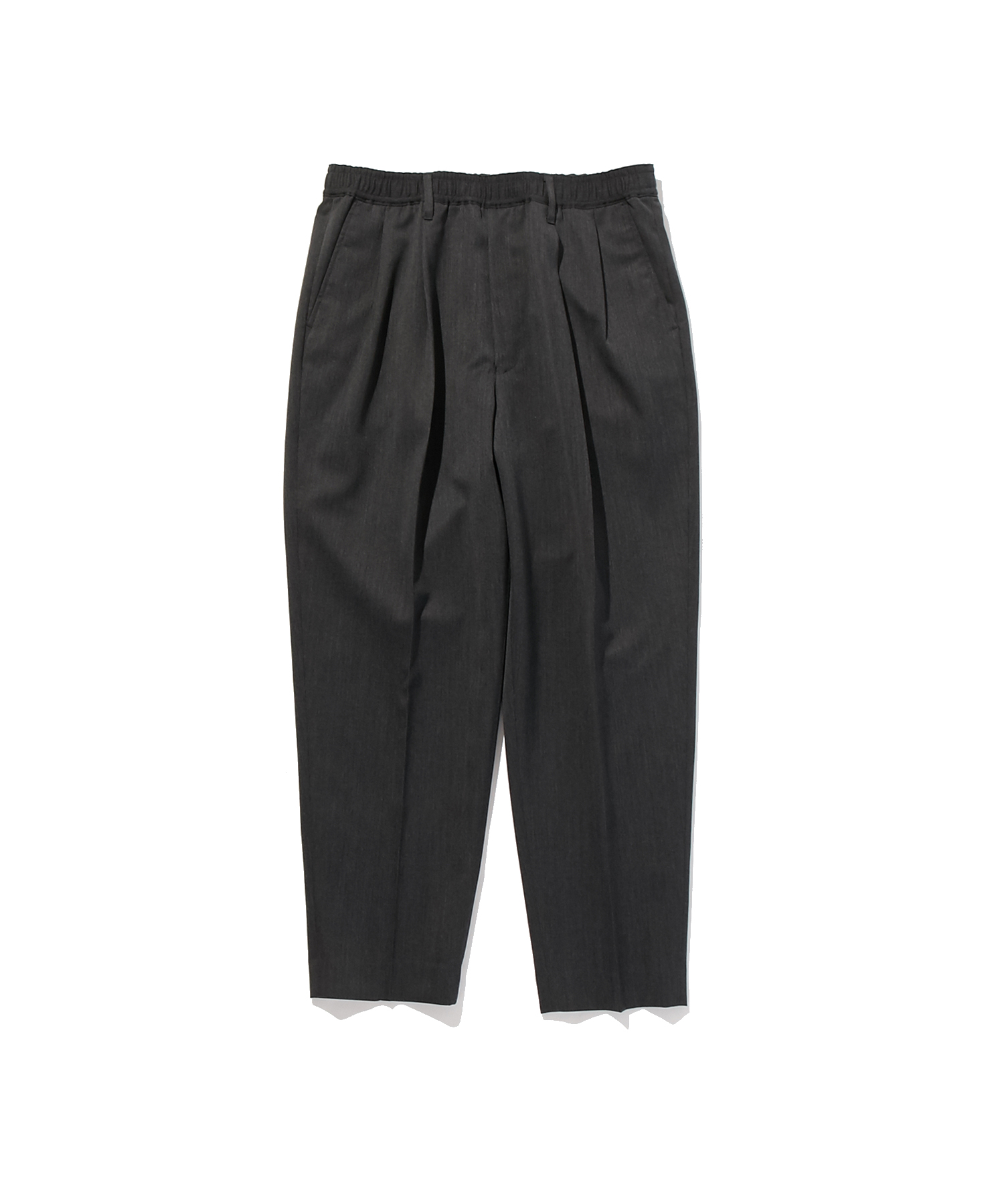 FALL2019 WIDE TAPERED EASY SLACKS