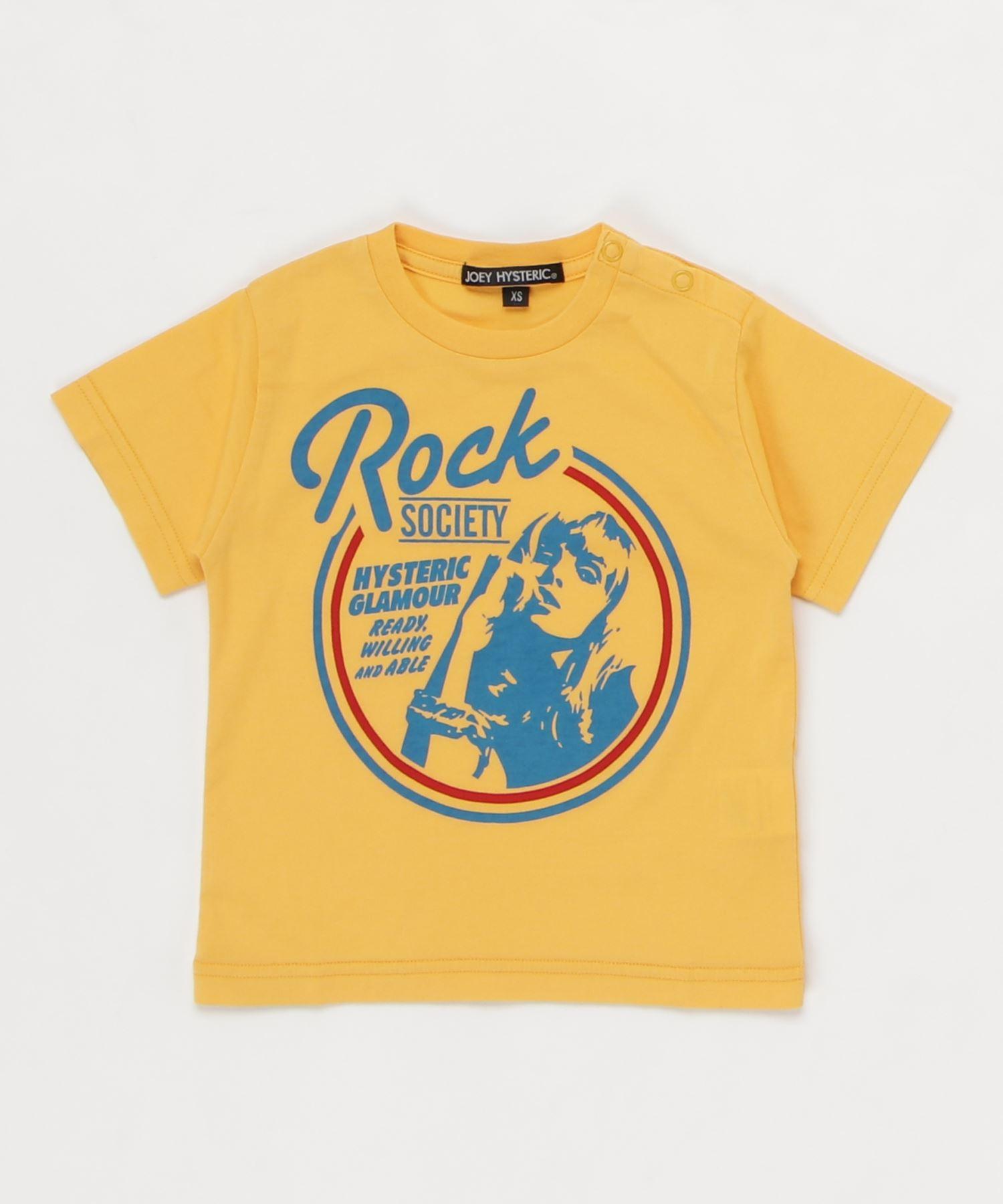 ROCK SOCIETY Tシャツ【XS/S/M】