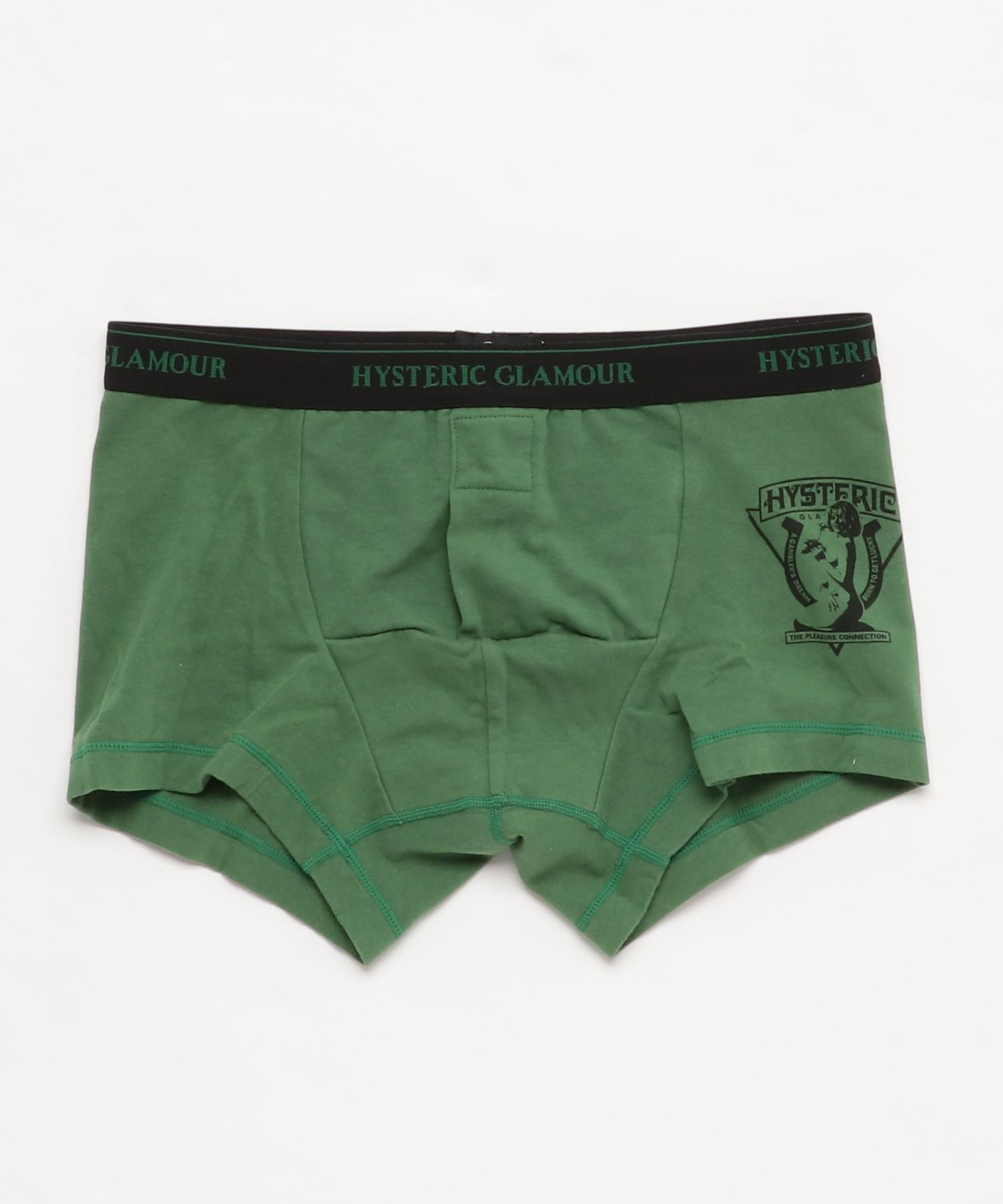 BORN TO GET LUCKY pt BOXER BRIEF