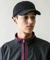 <monkey time> SOLID TWILL PL CAP/キャップ