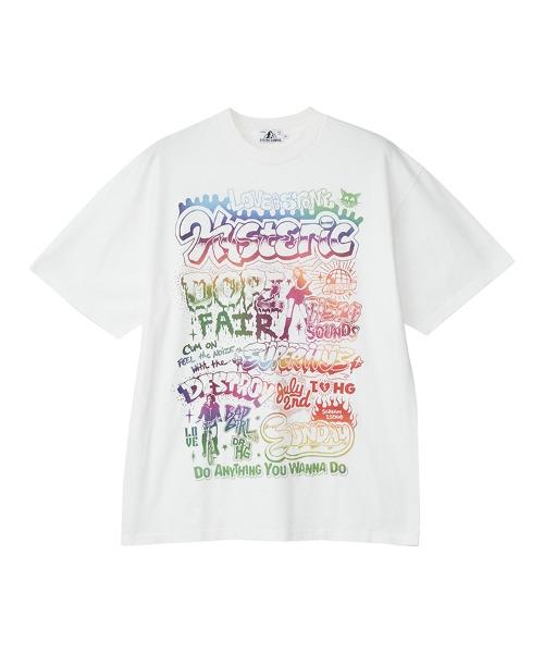 DOPE FAIR オーバーサイズTシャツ