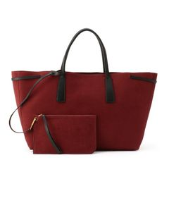"ZANELLATO / ""DUO TOTE"" トートバッグ《ESTNATION EXCLUSIVE》"