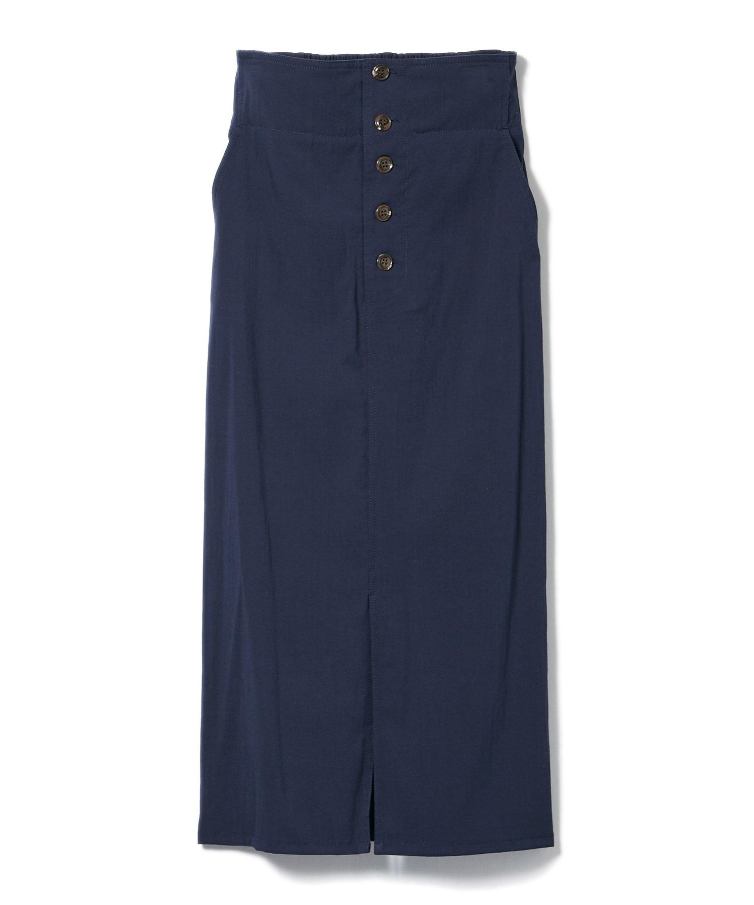 【安田美沙子×DRWCYS】ハイウエストタイトスカート