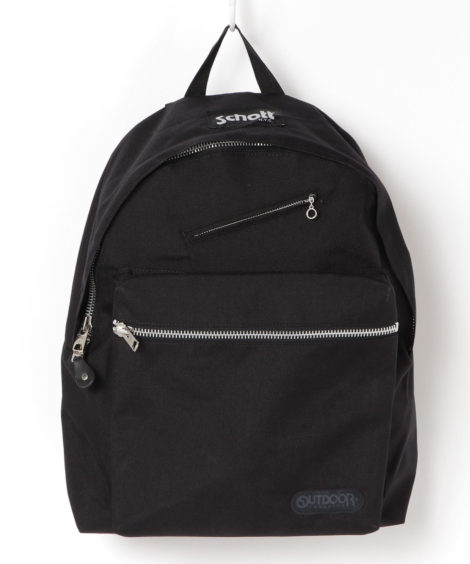 【Schott×OUTDOOR PRODUCTS】コラボレーションデイパック バックパック