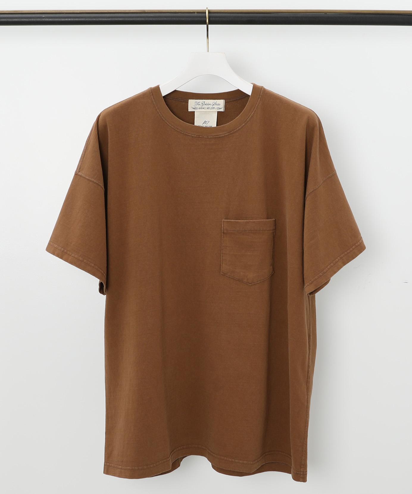 レミレリーフ REMI RELIEF / 別注ビッグシルエットTシャツ