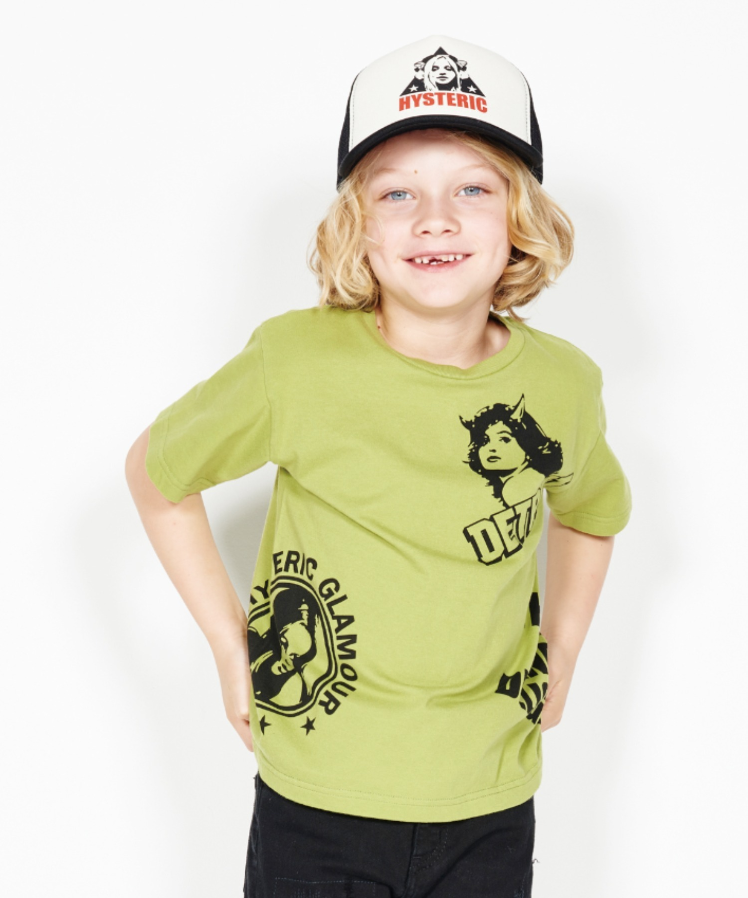 DETROIT SCRATCH Tシャツ【XS/S/M】