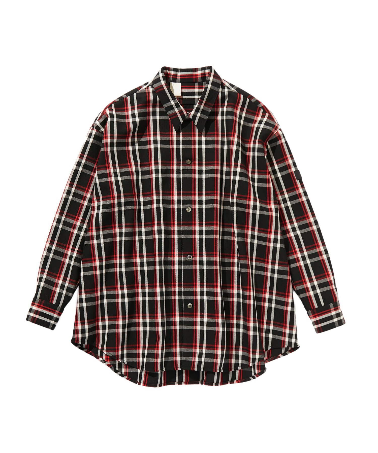 SPRING2020 BIG SHIRT 【N.HOOLYWOOD REBEL FABRIC BY UNDERCOVER】