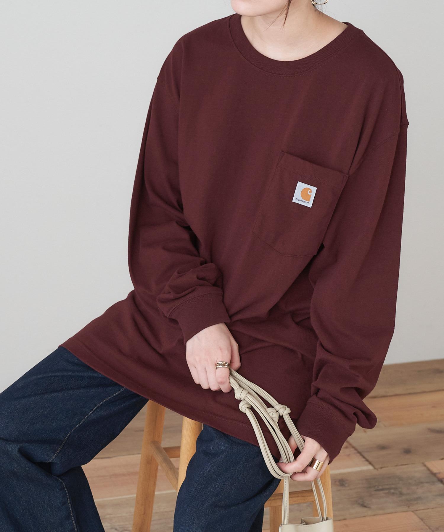carhartt(カーハート) Workwear Pocket Long-Sleeve T-Shirts ポケットロングTシャツ