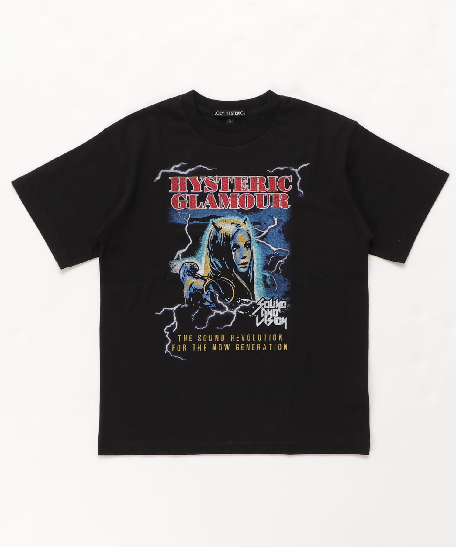 THUNDER MOUNTAIN Tシャツ【L】