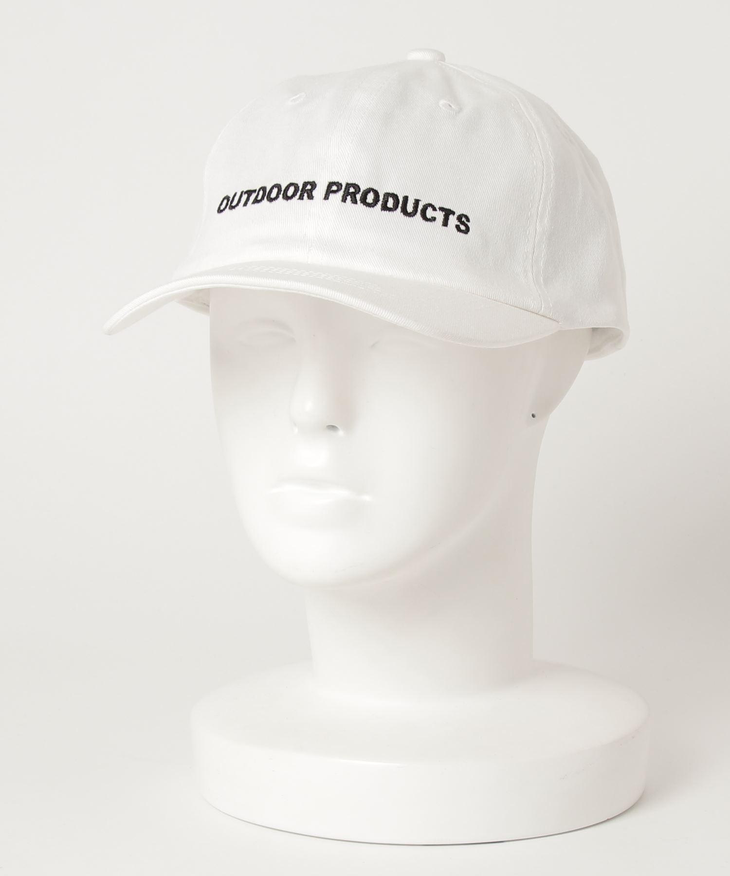 【OUTDOOR PRODUCTS/アウトドアプロダクツ】ロゴローキャップ