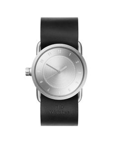 """TID WATCHES / """"No.1 - LEATHER WRISTBAND"""" リストウォッチ 33mm"""