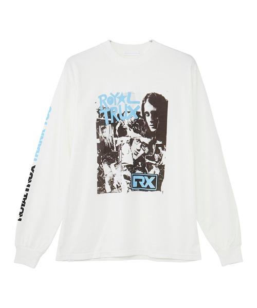 ROYAL TRUX/THANK YOU Tシャツ