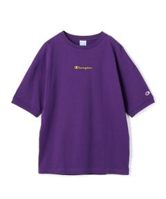 CHAMPION / LOGO Tシャツ《ESTNATION EXCLUSIVE》