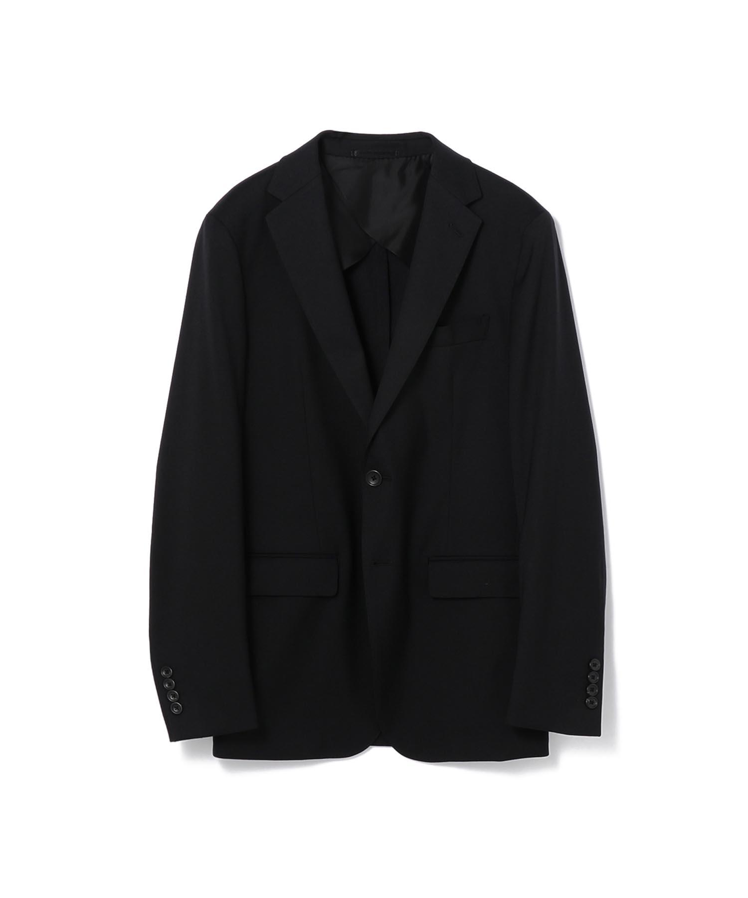 【LEON 11月号掲載商品】ESTNATION ソラーロ梳毛ウールジャケット<The Functional Wear>