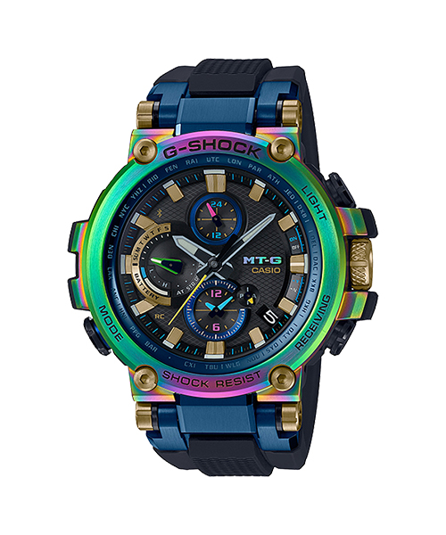 "CASIO G-SHOCK / ""MTG-B1000RB-2AJR"" リストウォッチ"