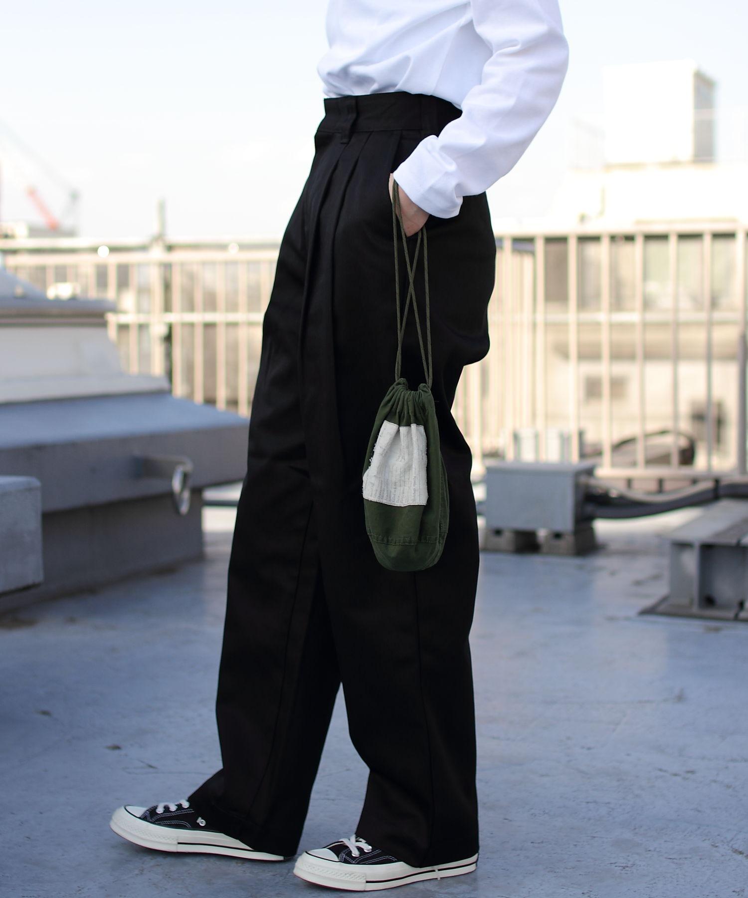 THE SHINZONE / シンゾーン トムボーイパンツ TOM BOY PANTS